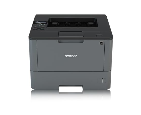 Brother HL-L5000D Lāzerprinteris (42ppm, Duplex, 1200dpi, 128Mb, USB 2.0, Parallel), image 2