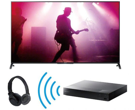 Sony Blu-ray Disc™ Player BDP-S6700/B, image 3