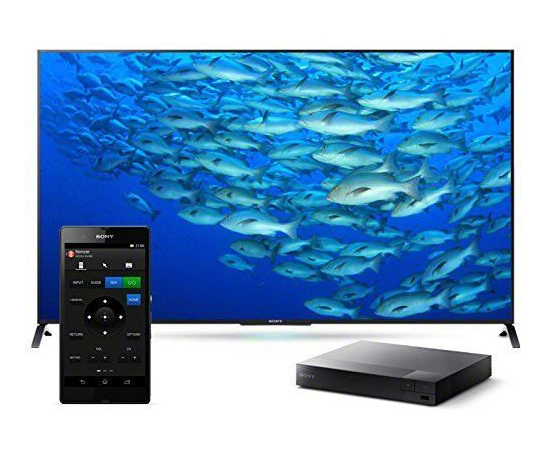 Sony Blu-ray Disc™ Player BDP-S3700/B, image 3