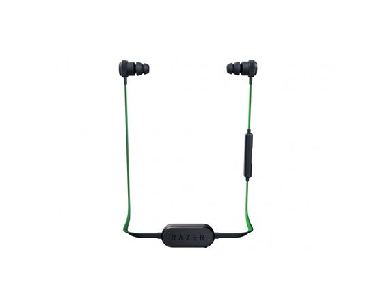 Razer Hammerhead Wireless In-Ear Headset  RZ04-01930100-R3G1 Bluetooth, Built-in microphone, Bluetooth, Black, фото 1