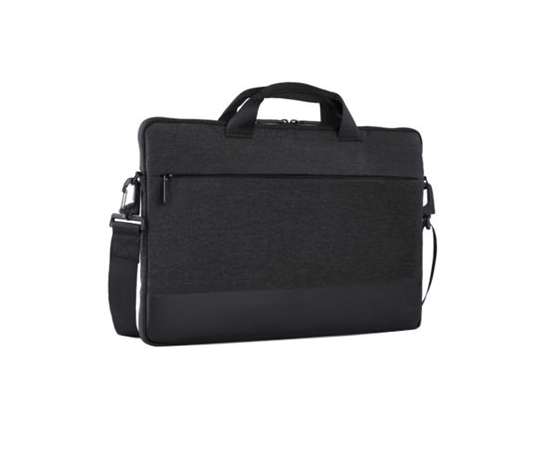 """Dell Professional 460-BCFJ Fits up to size 15 """", Dark gray, Shoulder strap, Fabric, Sleeve, image 3"""