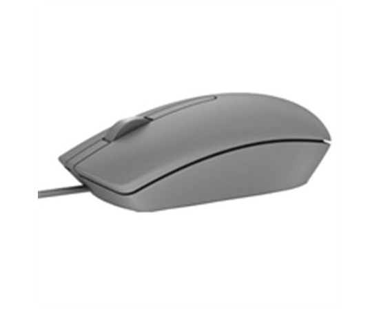 Dell MS116 Optical Mouse wired, USB, Grey, image 1