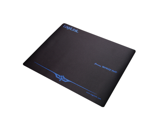 Logilink Mousepad XXL Black, Gaming mouse pad, Rubber, 400 x 3 x 300 mm, фото 3