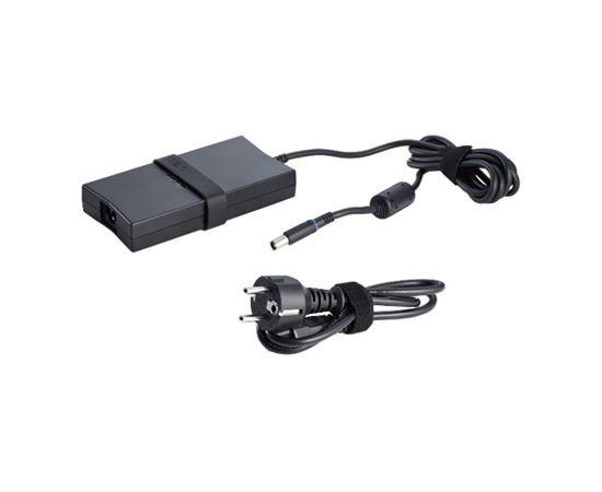 Dell AC Adapter with European Power Cord - Kit  450-19103 130 W, image 1