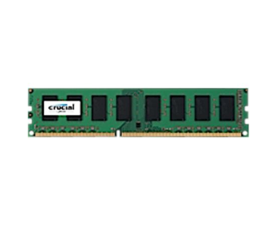 Crucial 8 GB, DDR3, 240-pin DIMM, 1600 MHz, Memory voltage 1.35 V, ECC No, фото 1