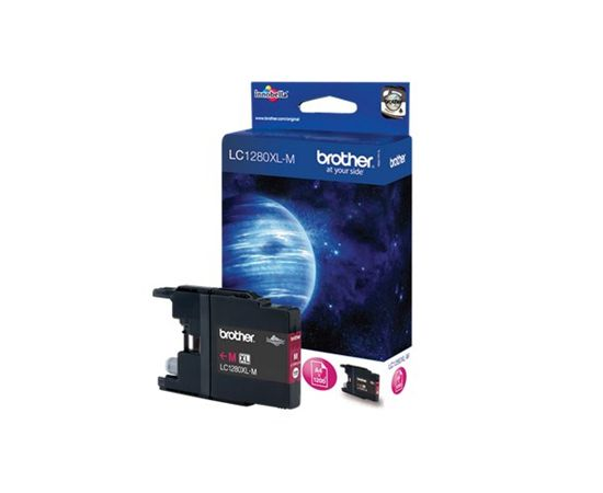 Brother LC1280XLM Ink Cartridge, Magenta, фото 2