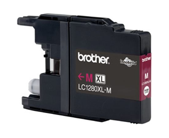 Brother LC1280XLM Ink Cartridge, Magenta, фото 3