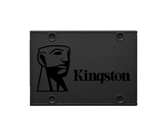 """Kingston A400  120 GB, SSD form factor 2.5"""", SSD interface Serial ATA III, Write speed 320 MB/s, Read speed 500 MB/s, image 1"""
