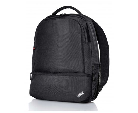"""Lenovo ThinkPad Essential Fits up to size 15.6 """", Black, Backpack, image 2"""