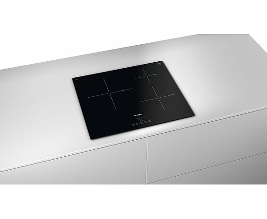 Bosch Hob  PUJ611BB1E Induction, Number of burners/cooking zones 3, Black, Display, Timer, фото 4