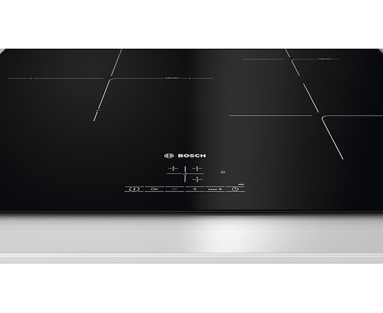 Bosch Hob  PUJ611BB1E Induction, Number of burners/cooking zones 3, Black, Display, Timer, фото 3